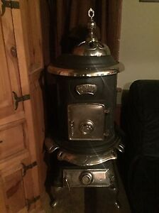 Early 1800s comfort stove