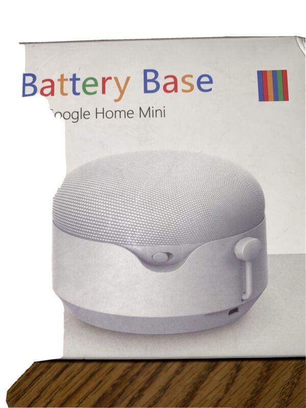 Battery Base For Google Home Mini