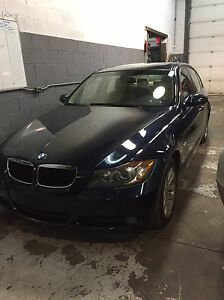 2006 BMW 325xi low klm