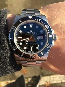 Rolex Submariner Date *brand new*