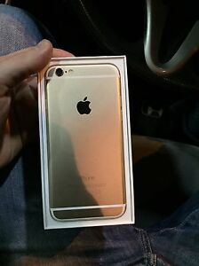 PERFECT CONDITION UNLOCKED iPHONE 6/16GB GOLD