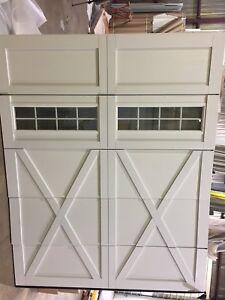 Porte de garage liquidation