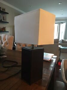 Table top lamp  St. John's Newfoundland image 1