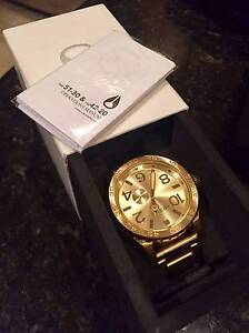 Nixon 51-30 Chrono All Gold A083-502 A083502 Stainless Steel Watc Dandenong Greater Dandenong Preview