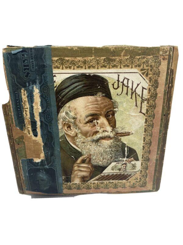 Vintage 1901 Uncle Jake