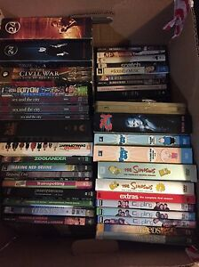 Lot of DVDs for sale Cambridge Kitchener Area image 1