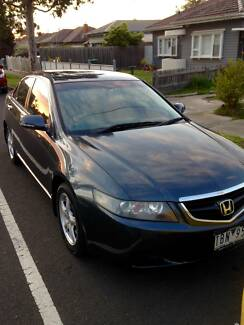2004 Honda Accord Sedan (AUTOMATIC) Sunshine Brimbank Area Preview