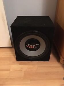 Great Subwoofer in Professional Box