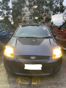 2008 Ford Fiesta Lx 4 Sp Automatic 5d Hatchback