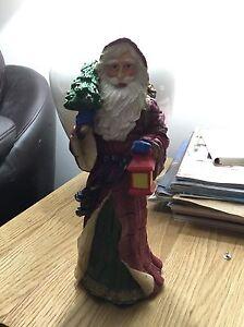Ceramic Santa Clause