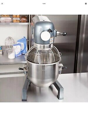 20 Qt. Electric 3-speed Commercial Planetary Stand Mixer With Guard - 110 Volt
