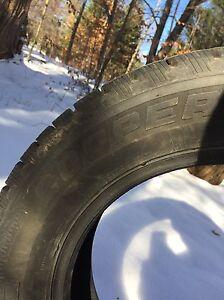 Winter tires for sale! Belleville Belleville Area image 2