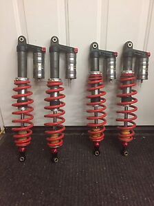 RZR to RZR S suspension conversion