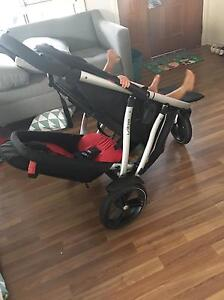 Vibe double stroller Merrimac Gold Coast City Preview