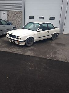 BMW e30 318is supercharged