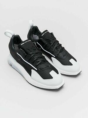 Adidas Y-3 Orisan Black White FX1413 Size 12 Brand New Sneaker Fashion