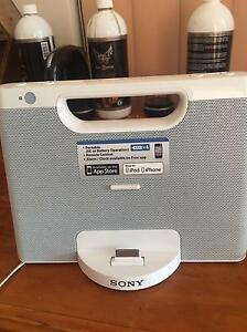 Personal audio docking system Sony Henley Beach South Charles Sturt Area Preview