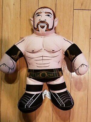 "WWE Sheamus Brawlin' Buddies Talking Plush Wrestling 16"" Mattel 2011 new battery"