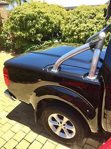 2014 Nissan navara D40 ute hard lid and sports bar Edgewater Joondalup Area Preview