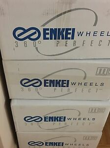 Authentic Enkei EKM3 Wheels