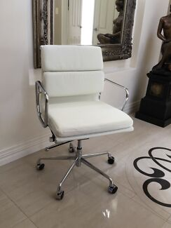 Italian Leather Premium Office Chair