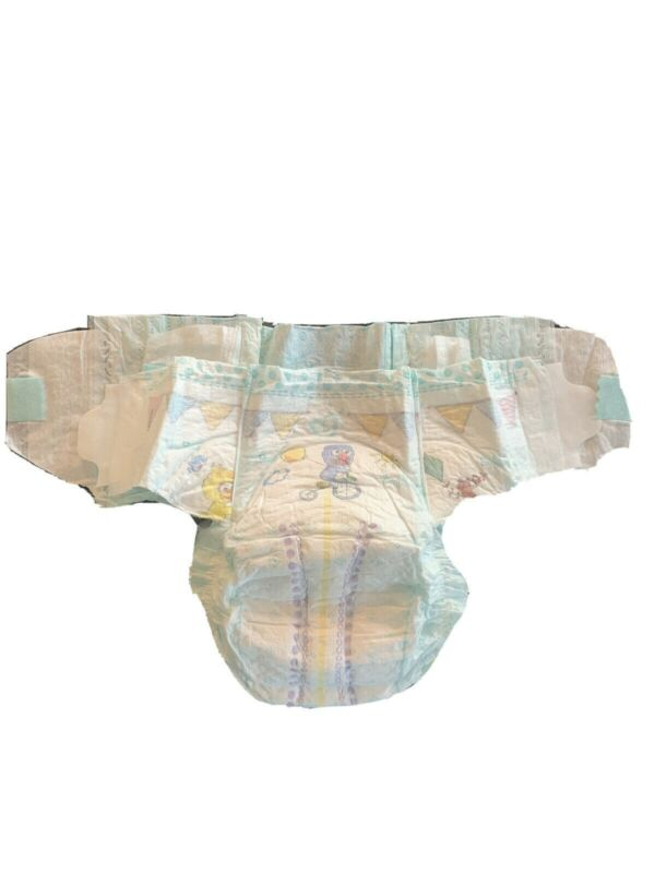 Abdl Modified Pampers Baby Diaper (Fits Up To 36 W)