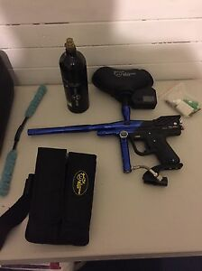 Piranha EXT paintball marker and gear Windsor Region Ontario image 4