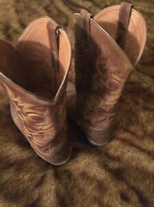 Justin's cow boy boots-men's size 10.5 London Ontario image 5