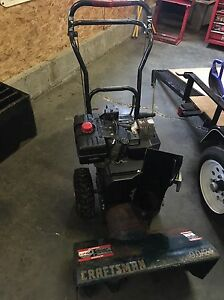 Sears craftsman snow blower for sale