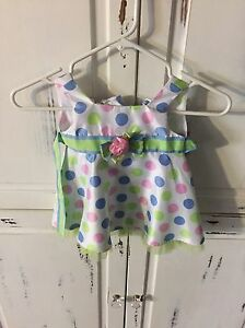 Size 6 month dress