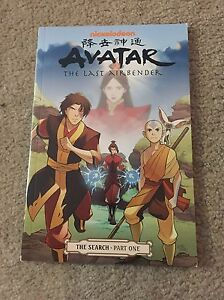 Avatar the Last Airbender: The Search Pt 1