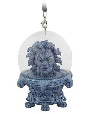 Disney Parks Haunted Mansion Madame Leota Light-Up Crystal Ball Ornament