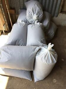 Chicken Manure (20 to 25kg per bag) Abbotsford Canada Bay Area Preview