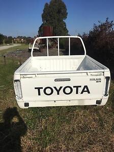 Toyota Hilux Ute Tub, 2015 Maffra Wellington Area Preview