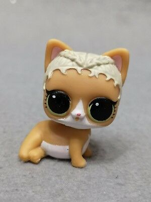BARE PET ORIGINAL Rare LOL Surprise Doll Pets M.C. Meow MYSTERY Baby CAT BP-005 for sale  Shipping to Canada