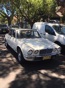 1974 Jaguar XJ6 Automatic Sedan Rosebery Inner Sydney Preview
