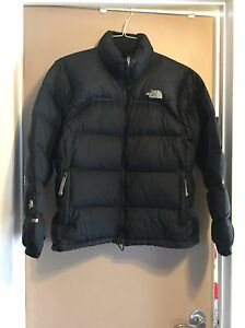 North Face down filled jacket. Excellent condition $75