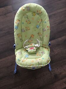 Fisher price infant bouncer chair