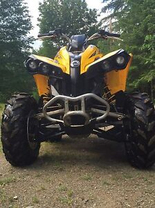 08 can am renegade