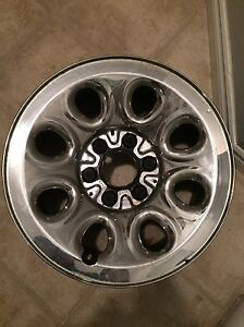 17 inch rims. Set of 4. Mint condition.