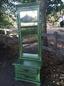 Upcycled Mirror with Drawers Burekup Dardanup Area Preview
