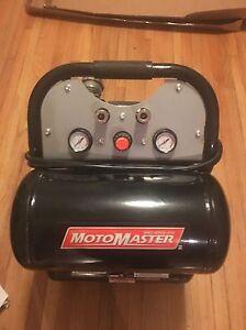 Moto mater air compressor