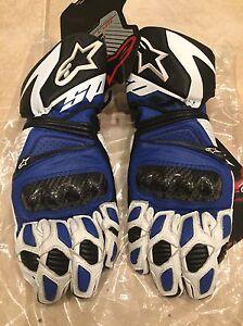 Alpinestars SP-1 Gloves - Small - BNWT