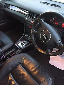 2002 Audi A6 with 7 month rego and rwc Glenroy Moreland Area Preview
