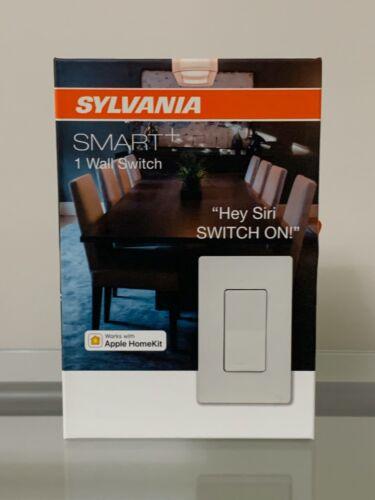Sylvania Smart+ Wall Switch (Siri / Apple HomeKit compatible - no hub required)