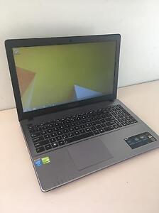 Asus F550L laptop, core i5-4200, 8gb ram, 1tb hdd, win 8 Burnside Melton Area Preview