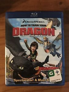 Dragons - How to Train your Dragon (Blu-ray)