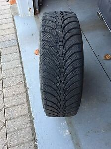 Winter Tires 235/65/R17 on rims for sale! 2013 Edge