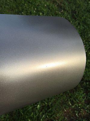 Raw Steel Powder Coat Paint - New 1lb