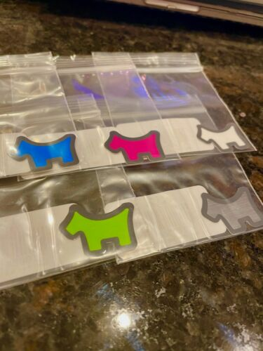 **RaRe NEW 2014 Scotty Cameron Scotty Dog Sticker**5 Colors to Choose**AUTHENTIC